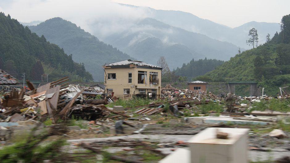 Tsunami devastation 2
