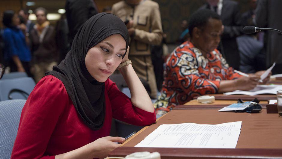 UNSCR 1325 open debate