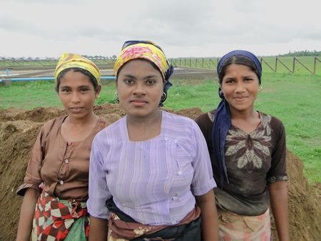 rohingya refugee and migrant women shadowed by sexual and