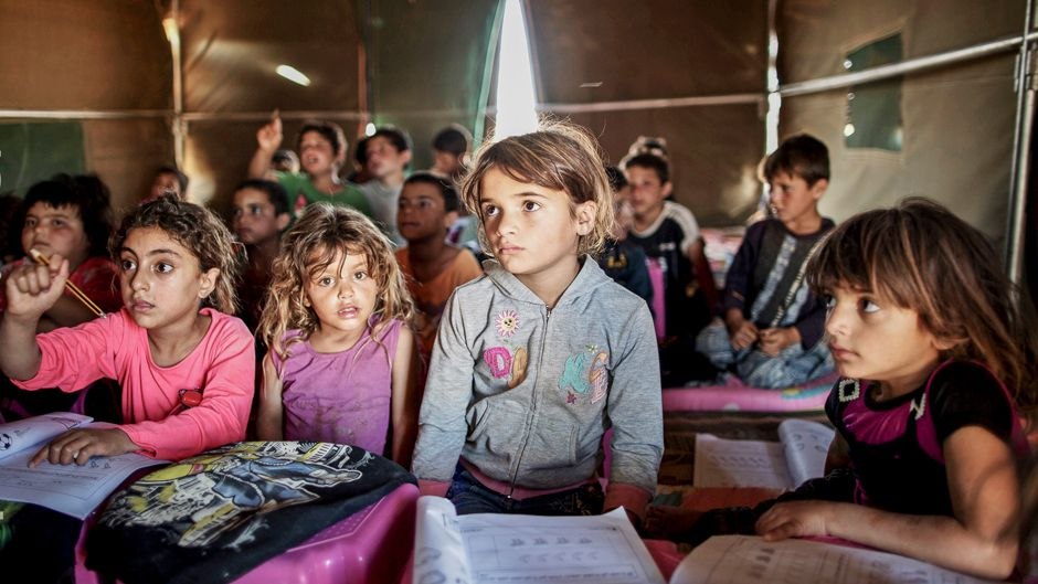 Education in Emergencies - Will Syrian Refugee Children Become a Lost Generation