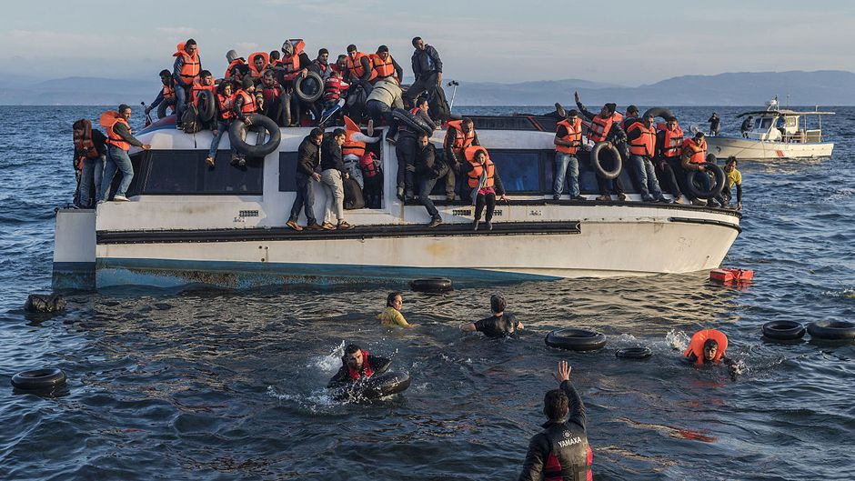 Humanitarian Engagement and the Mediterranean Crisis - Civil Society Responses