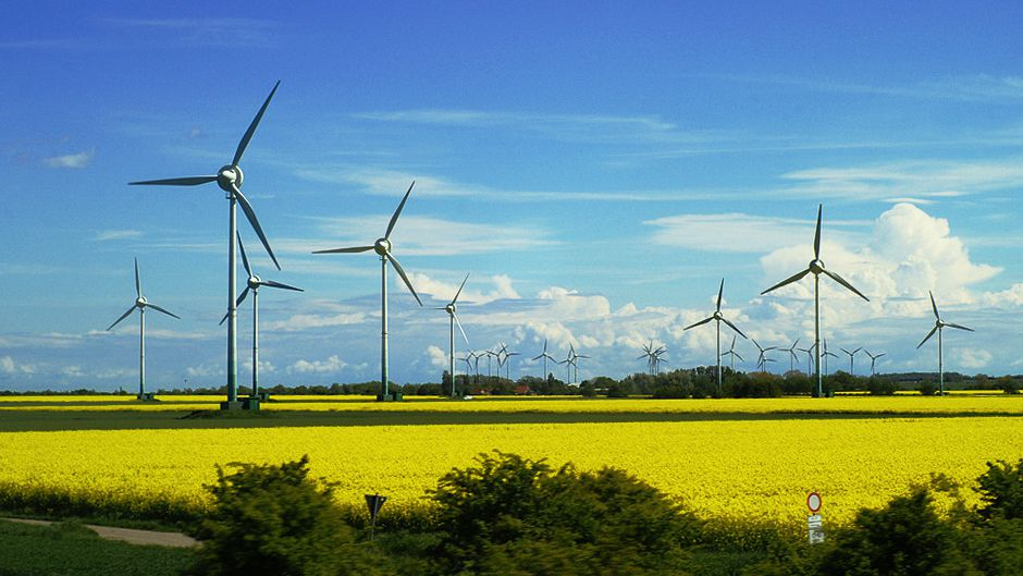 Europe's roadmap to a renewable energy future