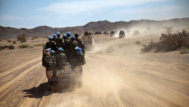 UN Peacekeeping Chief Visits Tessalit, Mali