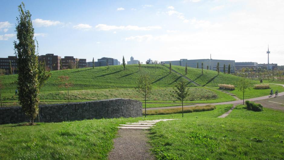 Krupp Park, Essen, Germany
