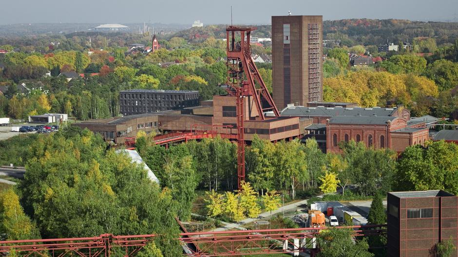 Zollverein coal mine Essen, Germany