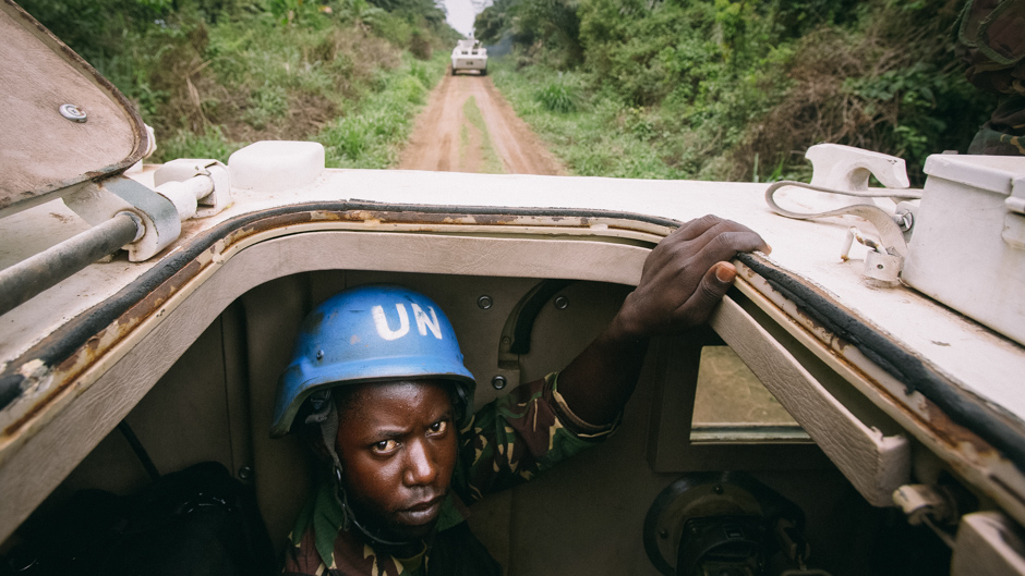 Joint MONUSCO-FARDC Operation Near Beni, DRC