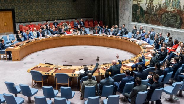 The UN Security Council adopts resolution 2371 (2017) on non-proliferation of nuclear weapons and the intercontinental balistic missile programme by the Democratic People's Republic of Korea while strengthening sanctions against the member state. Photo: UN Photo/Kim Haughton