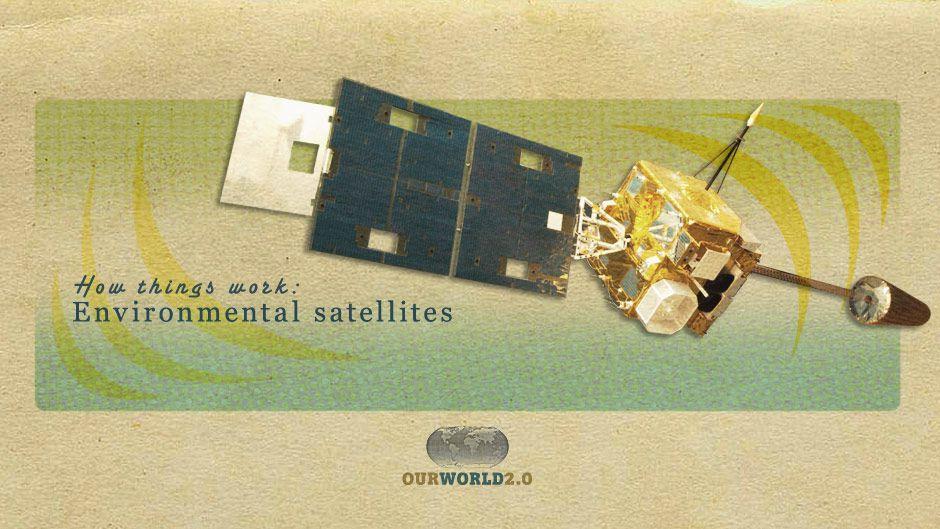 How things work: Environmental satellites