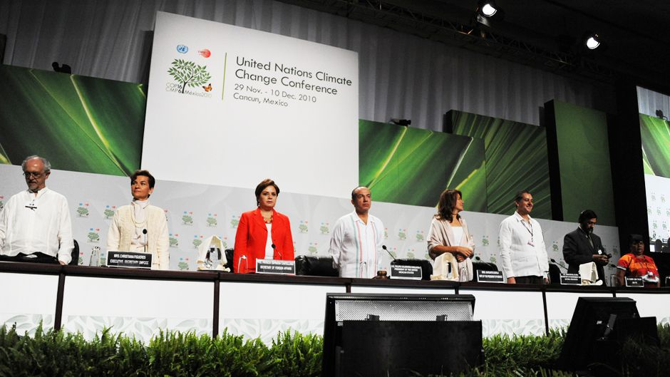 Cancún and the new economics of climate change