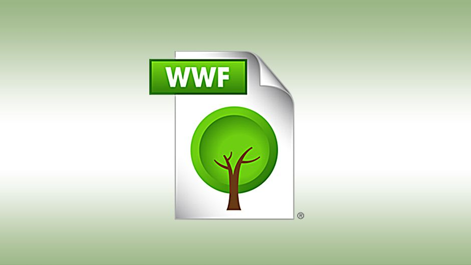 The WWF's new file format cannot be printed out.