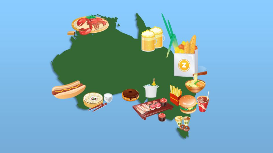 A story of food in Australia