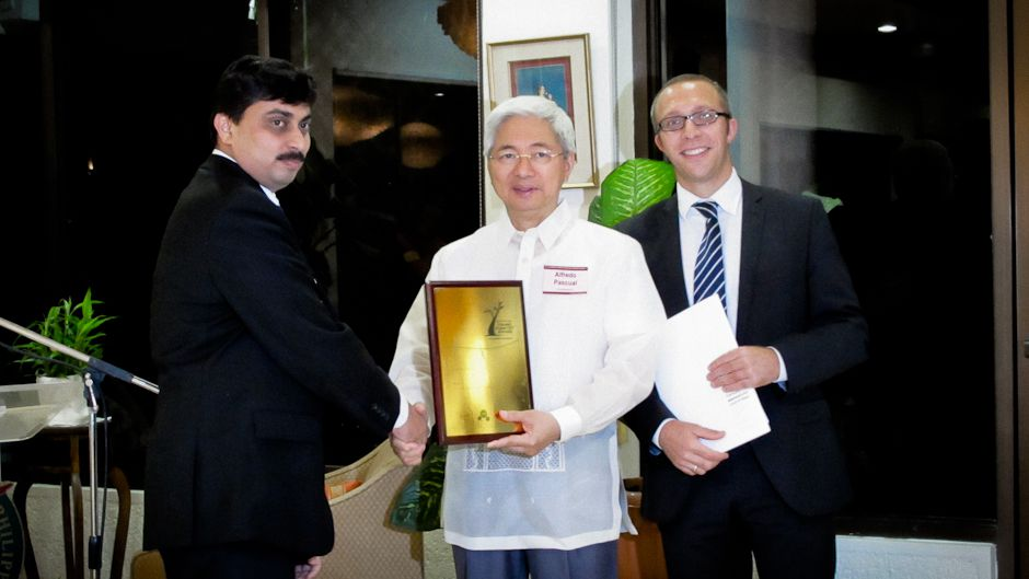 Awardees tackle sustainability challenges