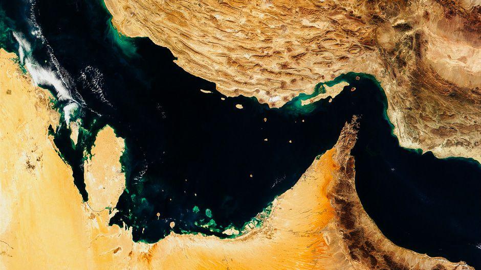 Danger Waters Top Spots of Potential Conflict in the Geo-energy Era