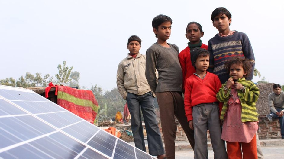 Indian Villagers Lives Transformed by New Energy Delivery System
