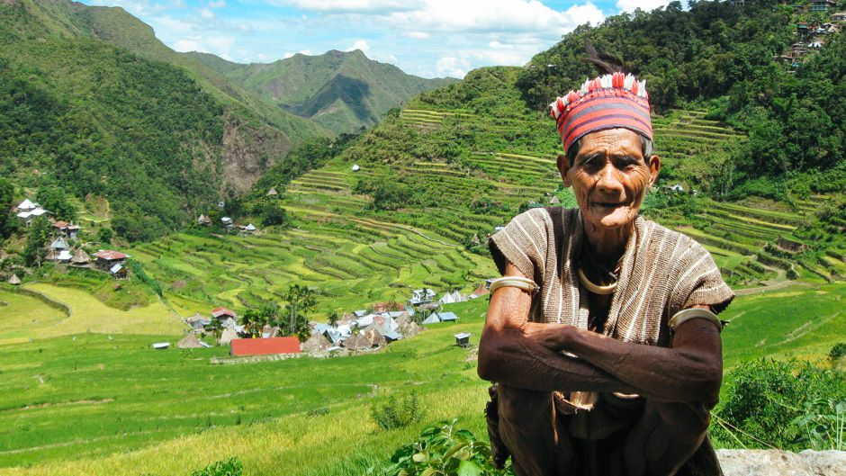 Enhancing Indigenous Knowledge in Rice Terraces