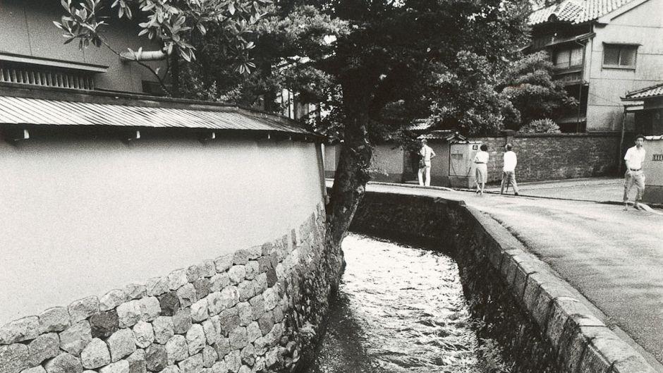 Kanazawa Autumn Canal
