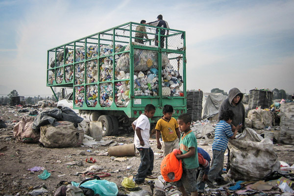 Social Inclusion in Mexico's PET Plastic Recycling - Our World