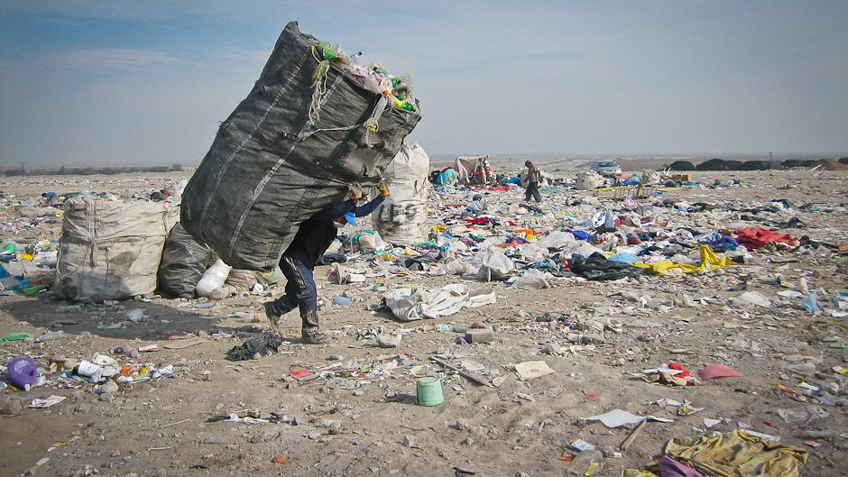 Social inclusion in Mexico's PET plastic recycling