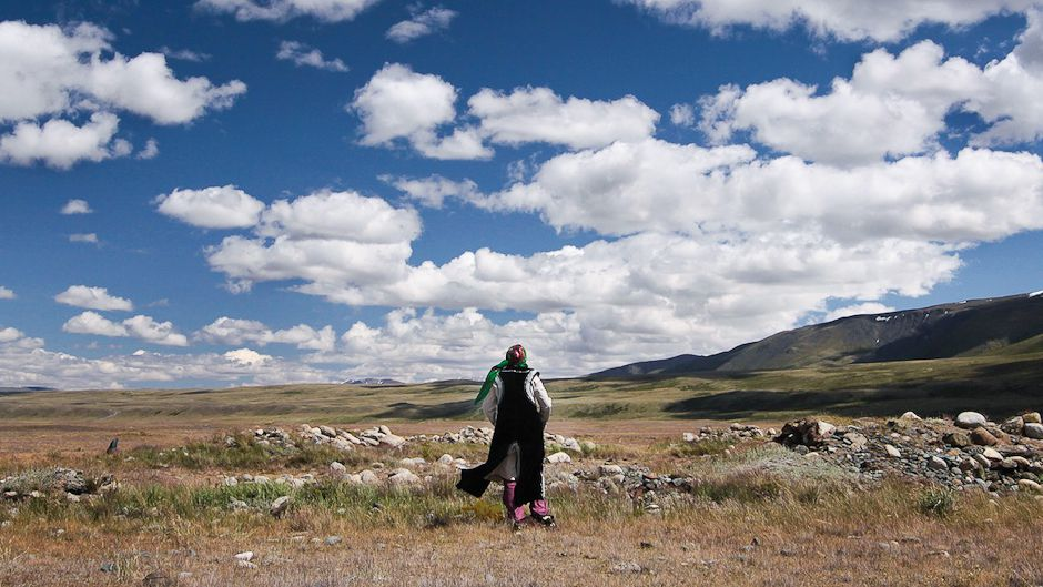 Maria and the Ukok Princess: Climate change and the fate of the Altai