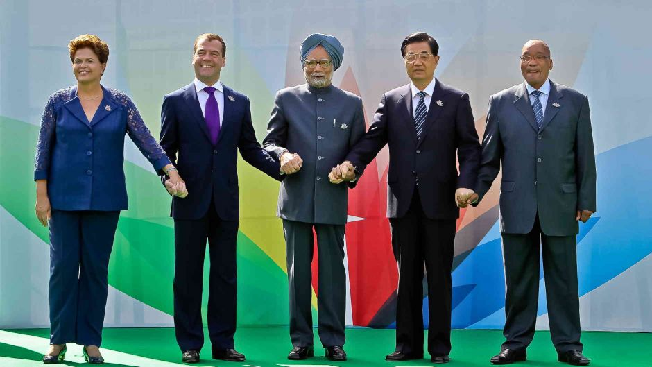 Be careful, BRICS Development Bank