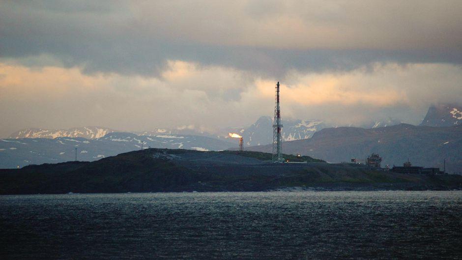 norwegian oil economy