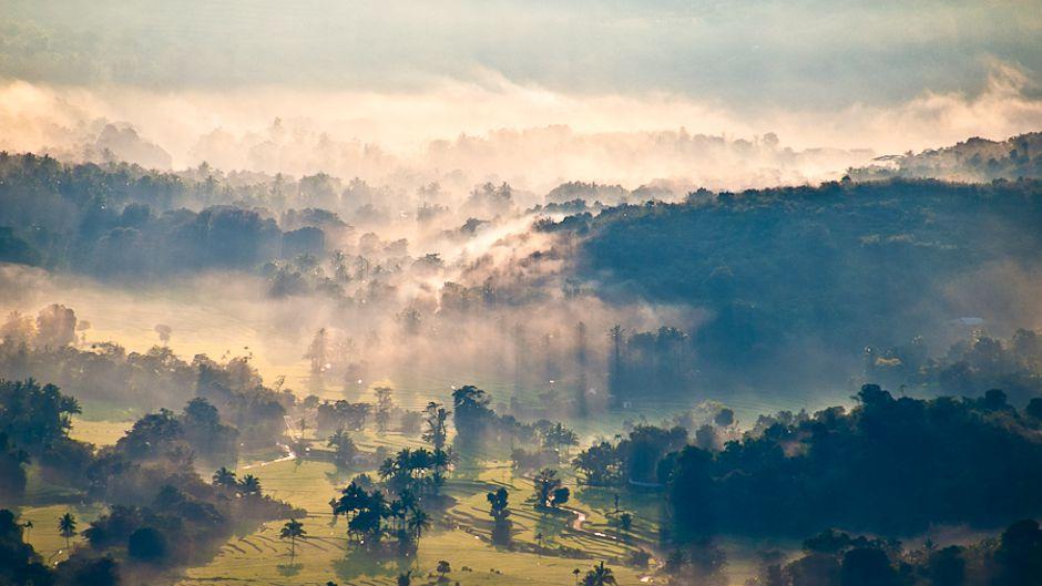 Knuckles Mountain Range, Sri Lanka.
