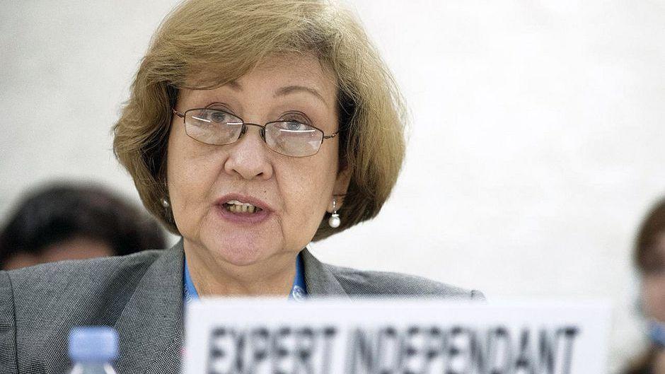 Virginia Dandan. Photo: UN Photo Geneva/Jean-Marc Ferré.