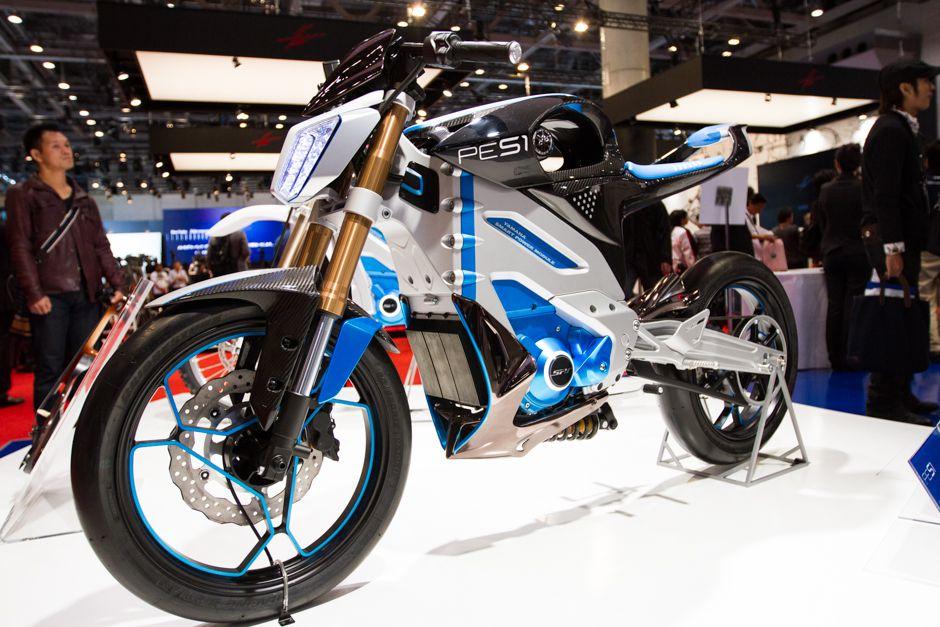 Yamaha PES1 electric concept