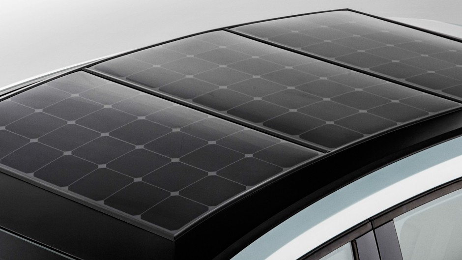 Ford Debuts Solar Car Our World
