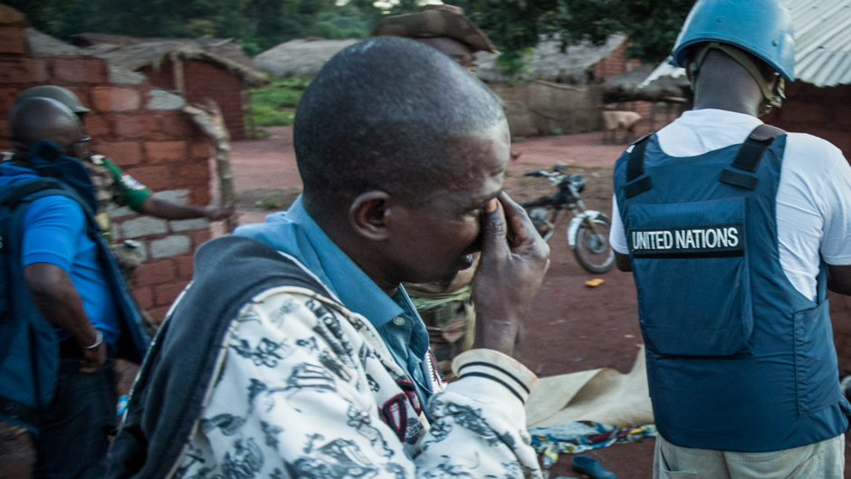 Central African Republic Factors and Prospects of a New UN Mission