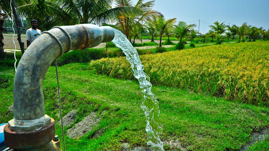 India Plans To Convert Water Pumps From Diesel To Solar