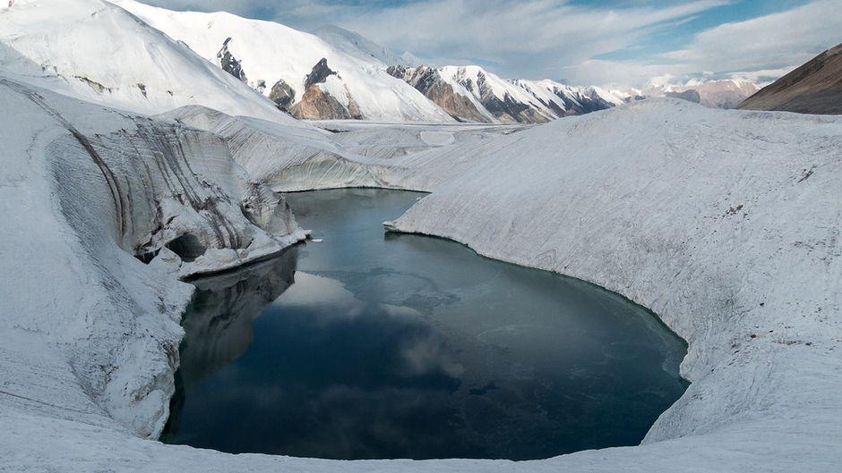 Kyrgyzstan's Glacial Floods a Growing Risk