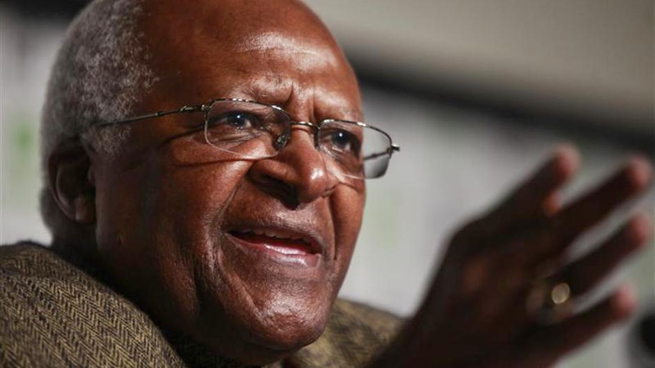 Desmond Tutu: We Need an Apartheid-style Boycott to Save the Planet