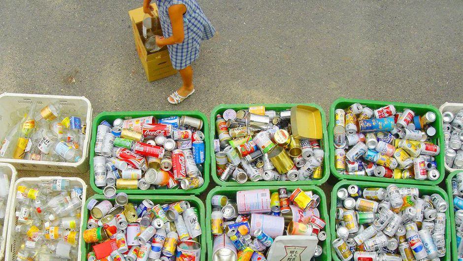 名古屋市のゴミ改革