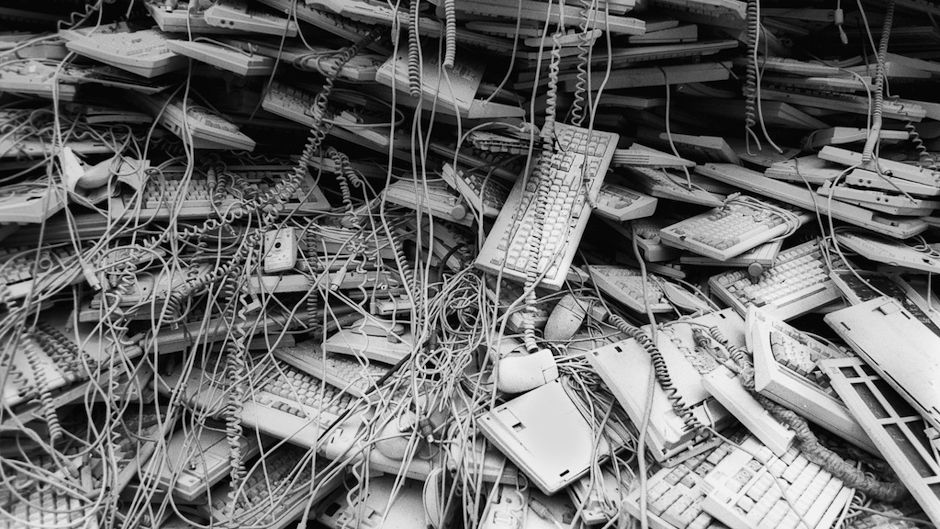 E-waste: not your normal trash