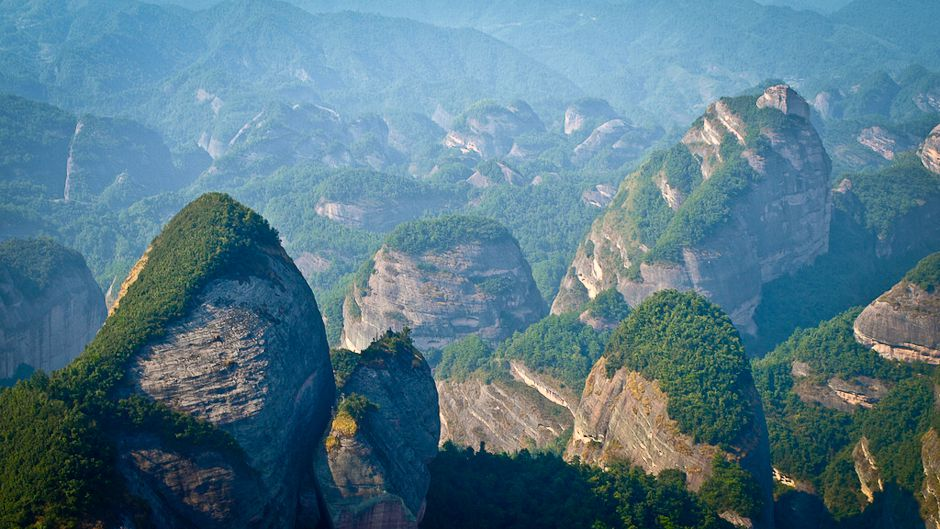 List of world's natural heritage spots grows