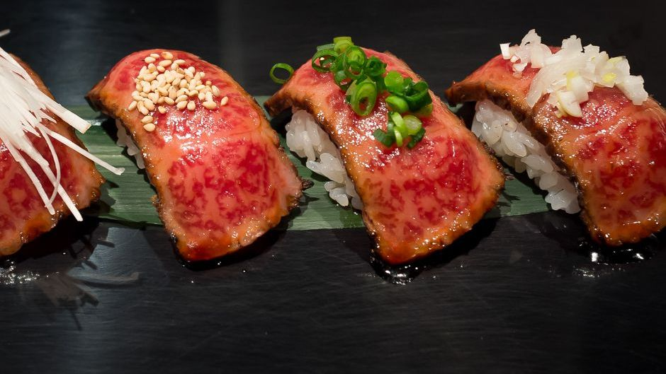 Tokyo Drifts from Seafood to Meat Eating