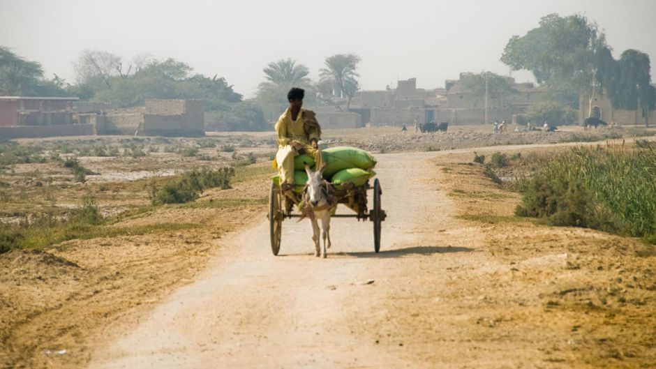 Rural Pakistan lends insight on energy poverty