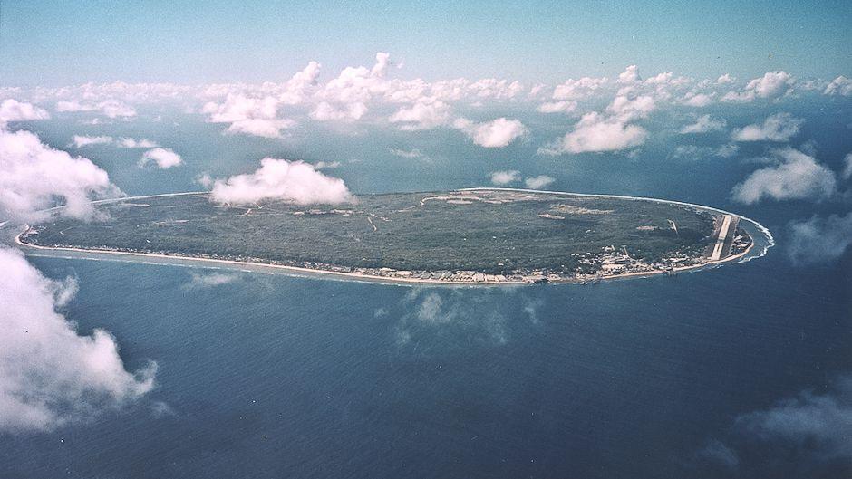 気候変動問題で先進国と対立するナウル共和国