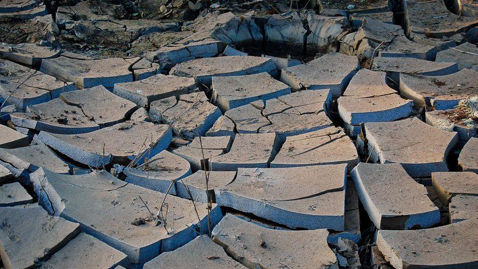 IEAによると、現状の生活様式を変え、大災害と取り返しのつかない気候変動を避けるために私たちに残されている時間はたった5年しかないという。写真: マット ラッジ