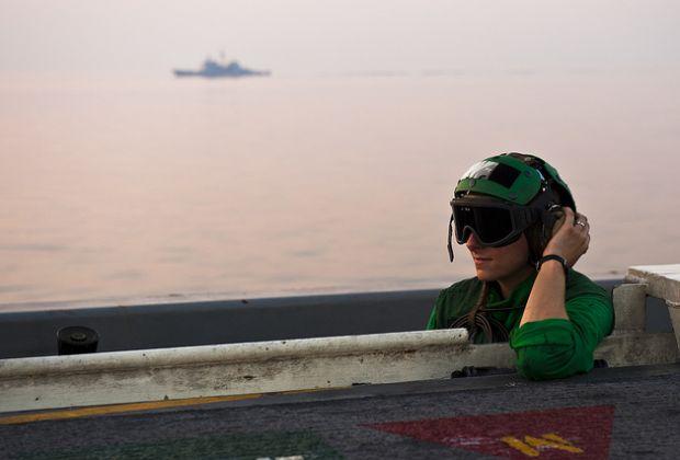 11月にオバマ大統領がオーストラリアを訪問し、アジアと太平洋における中国の権力に対抗する新たな戦略を打ち出した。 アメリカ海軍 写真: ベンジャミン クロスリー