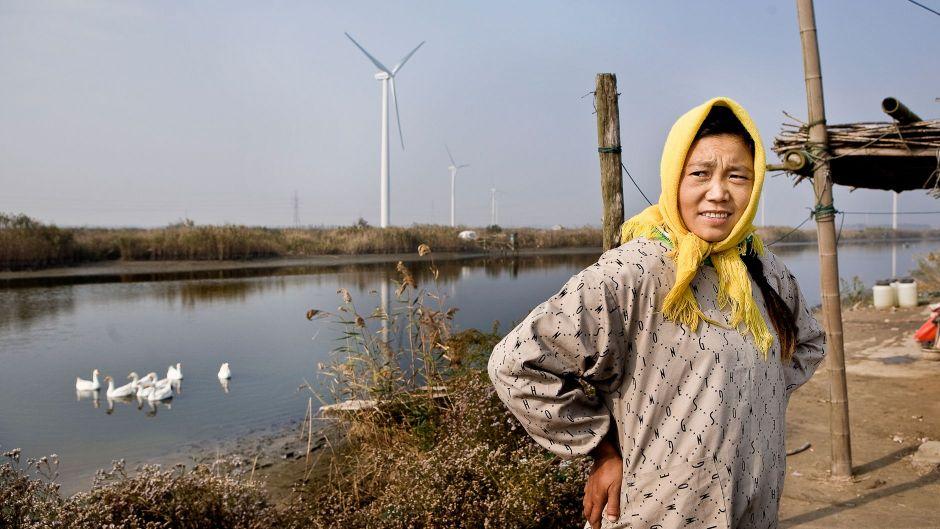 風力発電が中国にもたらすコベネフィット
