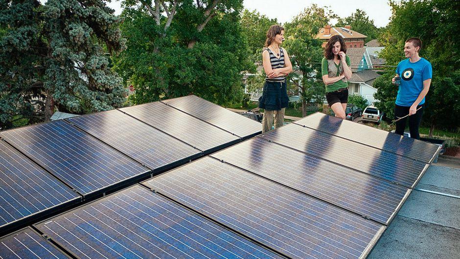 ソーラー・ガーデン:低所得層にも手の届くクリーンエネルギー