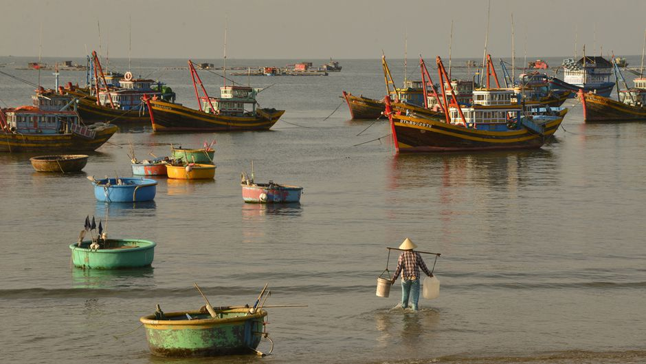 Managing Tropical Coastal Seas for 21st Century Challenges
