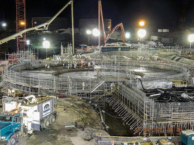 reactor construction