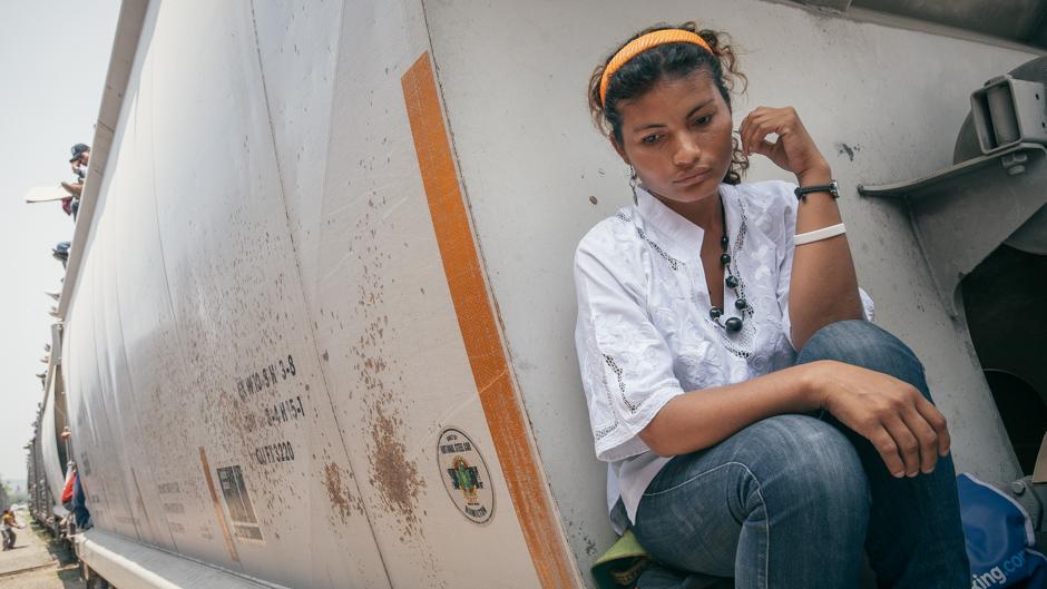 安全を求めてメキシコへ:移民女性の危険な旅 Ourworld 日本語