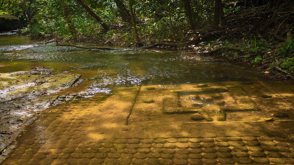 クバール・スピアン「千のリンガの川」。Photo:Guillén Pérez, Creative CommonsBY-ND 2.0(cropped)