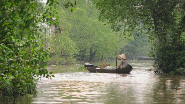Mekong Delta canal