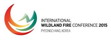 Int Wildland Fire Conf logo 2015