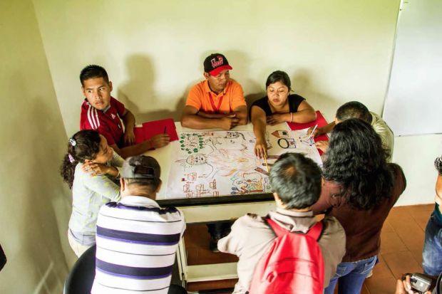 Participants at Venezuela Workshop